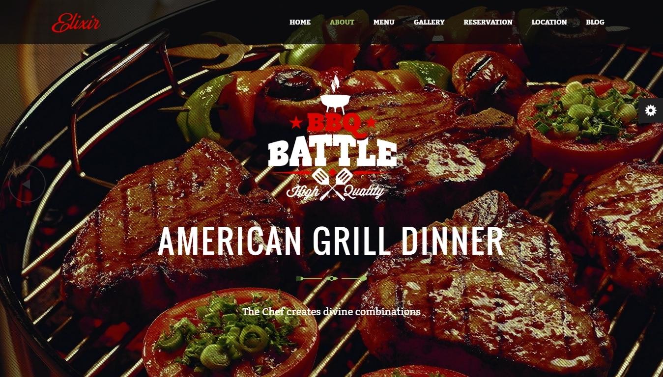 Top Premium WordPress Restaurant Themes 2015
