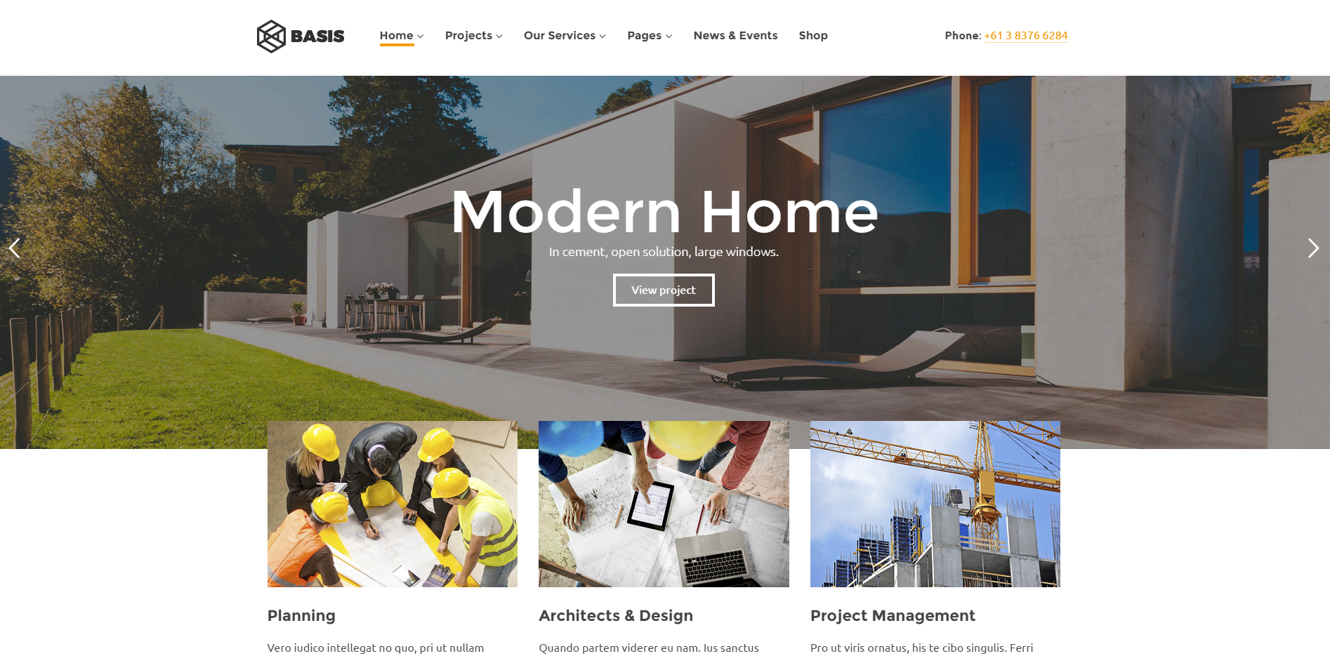 Best WordPress Themes for Architects and Architectural Firms 2016