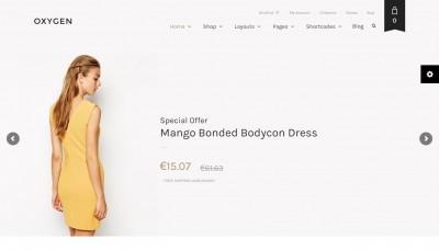 20+ Proven WooCommerce Themes – WP eCommerce 2016
