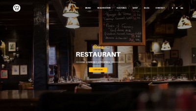 Top 10+ Responsive WordPress Restaurant Themes 2016
