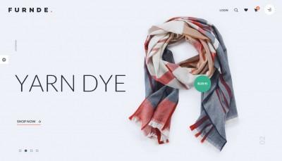 Clothing Store WordPress Themes – 2016 Elegance